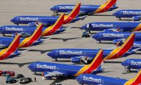 Southwest to Keep Boeing 737 MAX Off Schedules Through May Instead of April 20: Company Memo