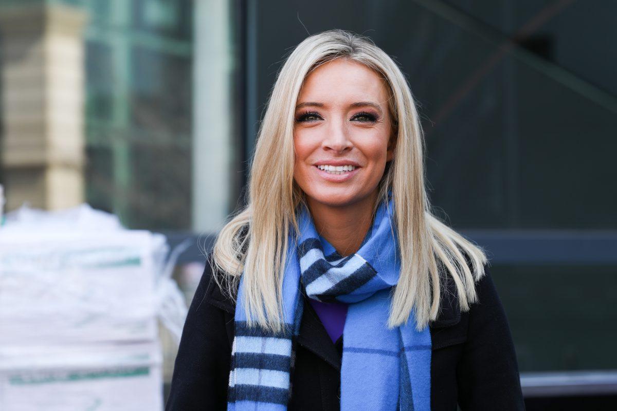 Trump Names Kayleigh McEnany as New Press Secretary