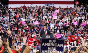 Trump Moves Rally to June 20 as More Than 800,000 Request Tickets