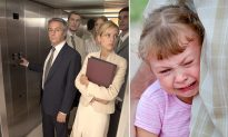 It's Not You. It's Her': Stranger Says to Little Girl Abused by Her Mom on Elevator