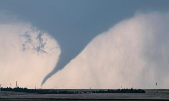 Look Out for Tornadoes and Large Hail Over the Easter and Passover Weekend
