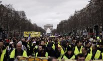 France Ramps up Security Measures for May Day Protests