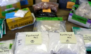 US Imposes Sanctions on Three Chinese Accused of Fentanyl Trafficking