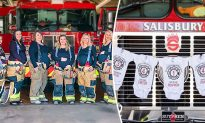 Photoshoot of 7 Firefighter Wives All Pregnant At the Same Time Go Viral