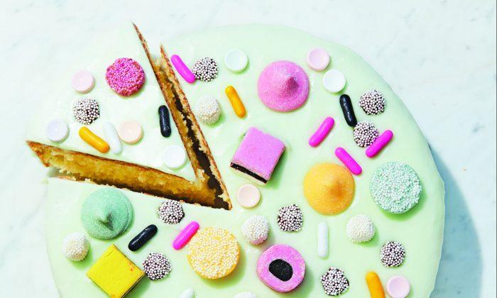 Little Treasures Cake. (Nicole Franzen)