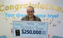 Man Diagnosed Recently With Stage 4 Cancer Wins Lottery Prize