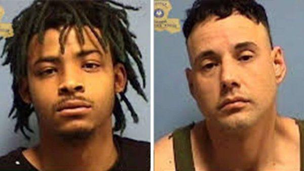 mugshots of suspects
