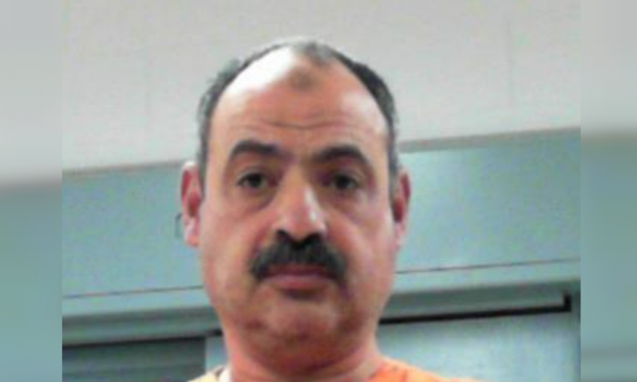 Mohamed Fathy Hussein Zayan of Egypt was arrested and charged with a felony charge of attempted abduction after he allegedly grabbed a 5-year-old girl at a mall. He was stopped by her mother who pulled out a gun. (West Virginia Regional Jail and Correctional Facility Authority)
