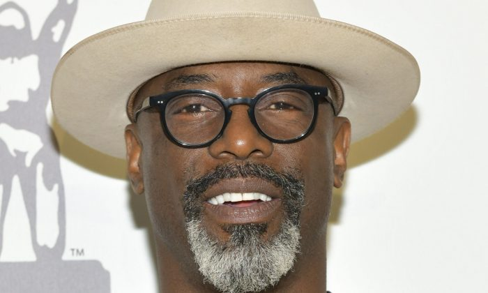 Isaiah Washington attends the 50th NAACP Image Awards Nominees Luncheon at Loews Hollywood Hotel in Hollywood, California on March 9, 2019. (Rodin Eckenroth/Getty Images)