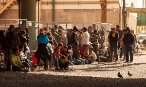 Migrants in El Paso Temporarily Face Conditions Our Homeless Endure Daily