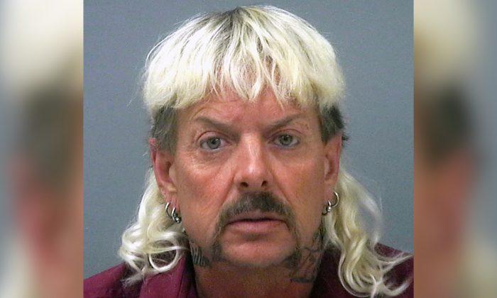 Joseph Maldonado-Passage in Milton, Florida. (Santa Rosa County Jail/File via AP)