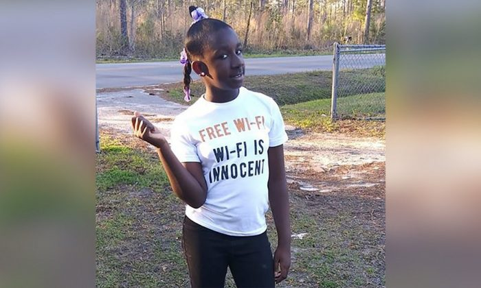 Raniya Wright died two days after the fight at Forest Hills Elementary School in Walterboro, Colleton County School District officials said. (Ash Write/Facebook Via CNN)