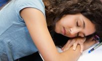 Teacher Didn't Punish Girl Caught Napping in Class, His Response Has the Internet Talking