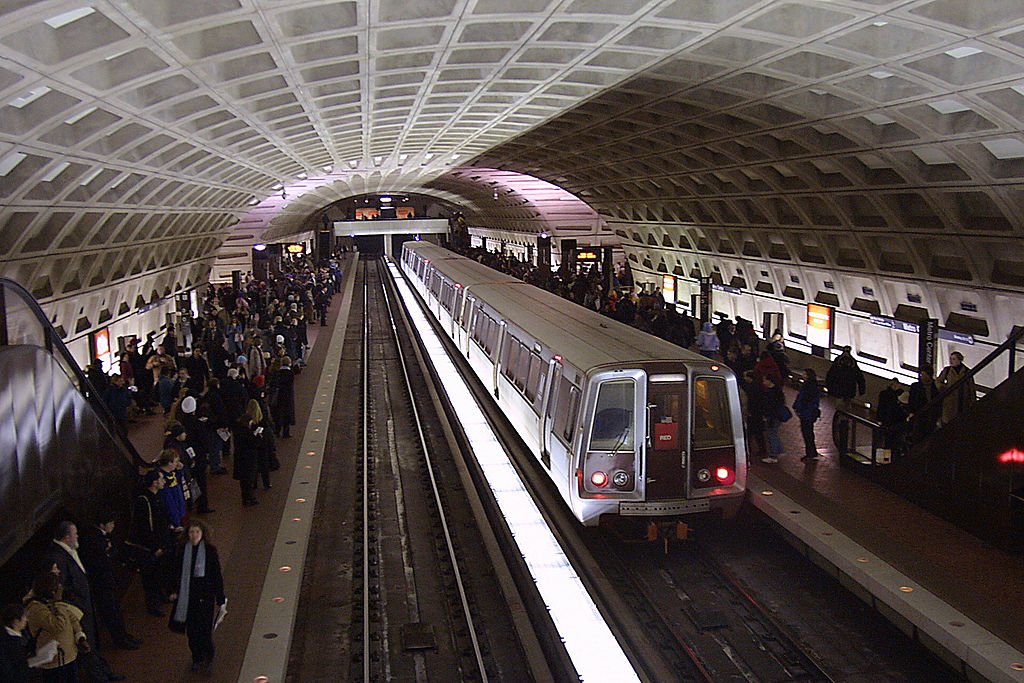 Chinese Bid for Washington Metro Contracts Is a Major Security Threat