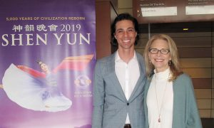 Emmy Award Winning Actress: Shen Yun Is Just Stunning on Every Level