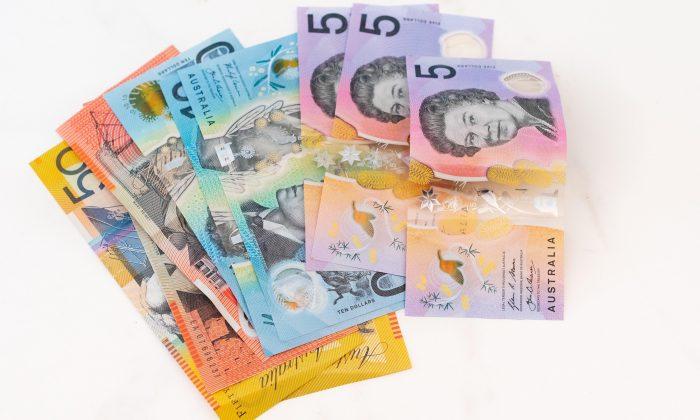 Australian bank notes. (Melissa Walker Horn/Unsplash)