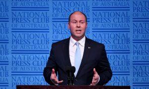 Australian Treasurer to Reveal Cost of CCP Virus Measures