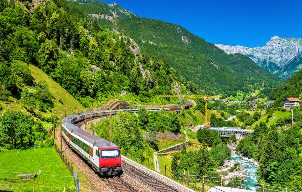 Train, Europe