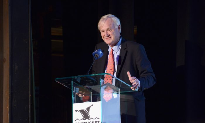 MSNBC's Chris Matthews speaks onstage during the Screenwriters Tribute during the 2017 Nantucket Film Festival - Day 3 in Nantucket, Massachusetts on June 23, 2017. (Noam Galai/Getty Images for Nantucket Film Festival)
