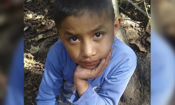 Felipe Gomez Alonzo, 8, died after traveling from Guatemala with his father to the United States on Dec. 24, 2019. (Catarina Gomez via AP)