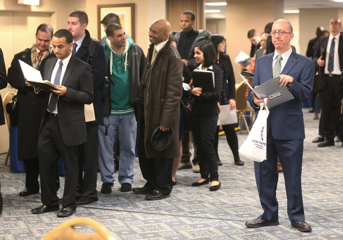 Number of weekly jobless claims surge in Iowa, surpass 40,000
