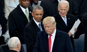 Trump Calls for Probes Into Obama Book Deal, Clinton 'Nonsense'