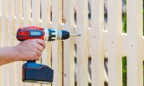 22-Year-Old Vows to Repair Elderly People's Damaged Fences Every Month and for Free