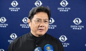 Taiwanese Opera Company Conductor Returns to See Shen Yun for 13th Time