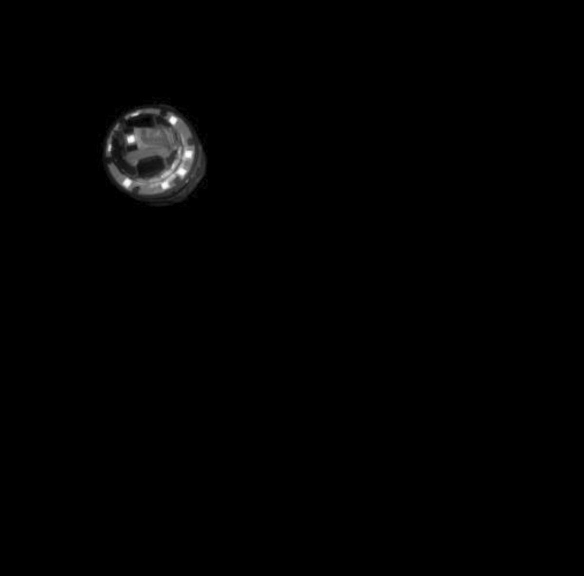Japan Asteroid explosive