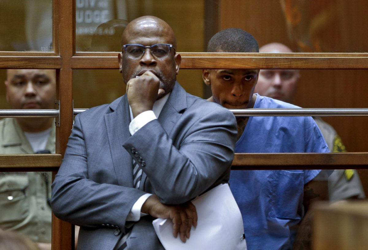 Eric Holder's attorney Christopher Darden
