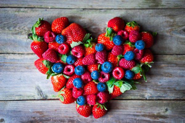 Heart-Healthy Berries