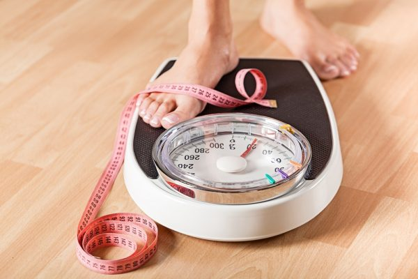 Maintain A Healthy Weight prevent stroke