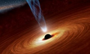 In Astrophysics Milestone, First Photo of Black Hole Expected