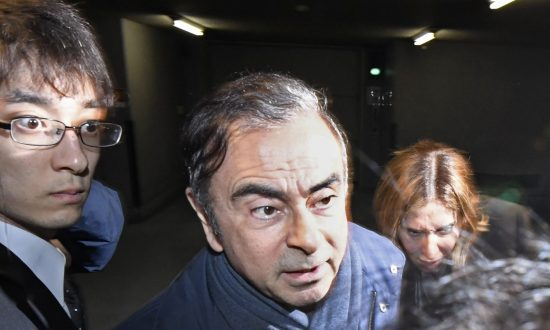 Nissan Ex-Chairman Ghosn's Lawyers Want Charges Dismissed