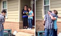 Video: two special-needs students are going to prom together, touch hearts around the world