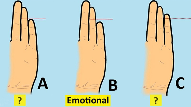 Palmistry of the Pinky Finger Can Reveal Your Personality, This Might Surprise You