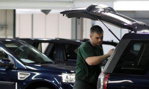 Jaguar Land Rover Begins Brexit-Linked UK Plant Shutdowns