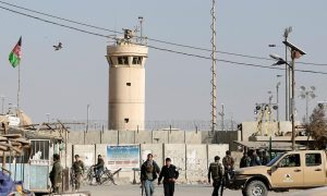 Three US Service Members, One Contractor Killed in Afghanistan