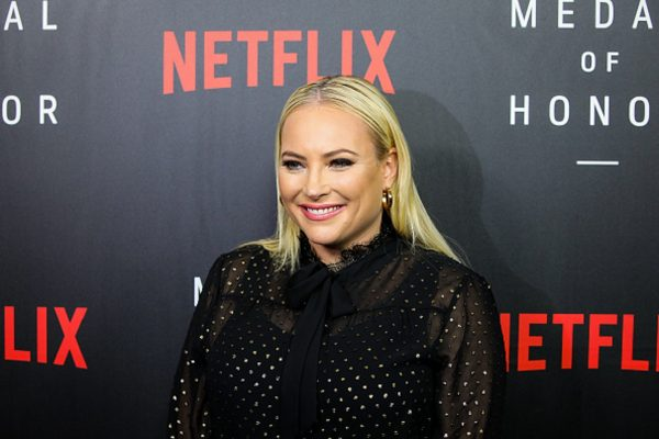 Meghan McCain, Co-Host of 'The View', at the Netflix