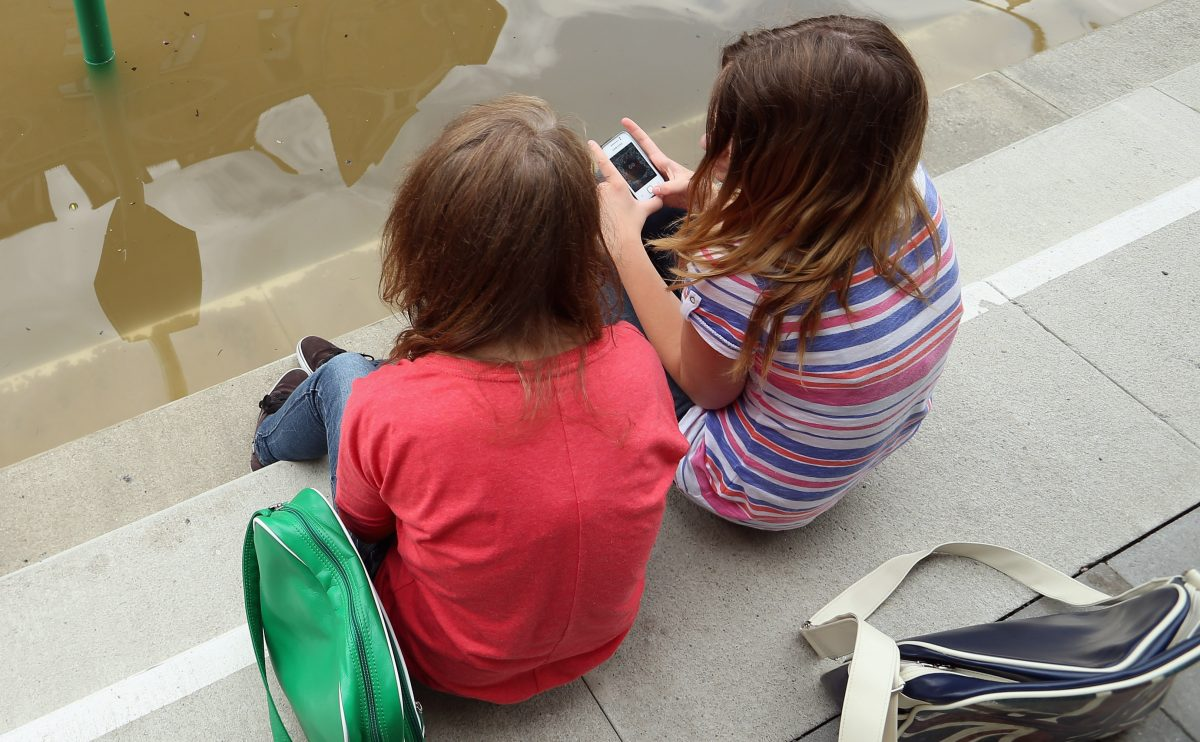 smartphones and young adults