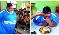 'World's Heaviest Kid' Loses Nearly 200Lbs in Crazy Transformation
