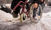 Strangers Carry 6-Year-Old Boy in Wheelchair for Half a Mile After He Gets Stuck in Snow