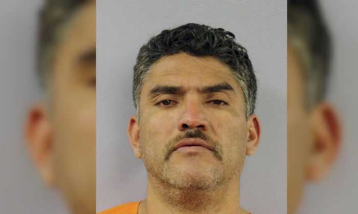 Pablo Serrano-Vitorino, a Mexican national accused of killing four people in Kansas and one in Missouri in 2016 is dead after being found unresponsive in his St. Louis jail cell. (Montgomery County Jail via AP, File)
