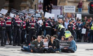 Animal Rights Activists Arrested in Australia for Blocking Peak Hour Traffic