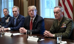 Acting Pentagon Chief Defends Space Force to Counter China, Russia
