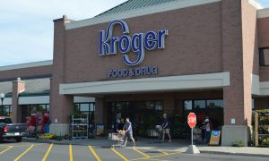 Kroger Posts 30 Percent Jump in March Comparable Sales, Borrows $1 Billion