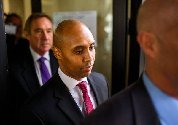Former Minneapolis Police Officer Mohamed Noor's Trial For Shooting Death Of Justine Damond Begins