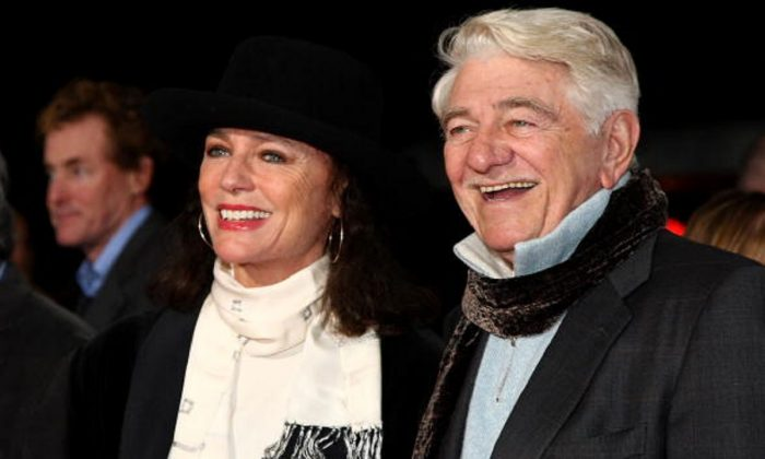 Actress Jacqueline Bisset and Seymour Cassel arrive at Paramount Vantage's Los Angeles premiere of 'Revolutionary Road' held at Mann Village Theater in Westwood, Calif. on December 15, 2008. (Photo by Alberto E. Rodriguez/Getty Images)
