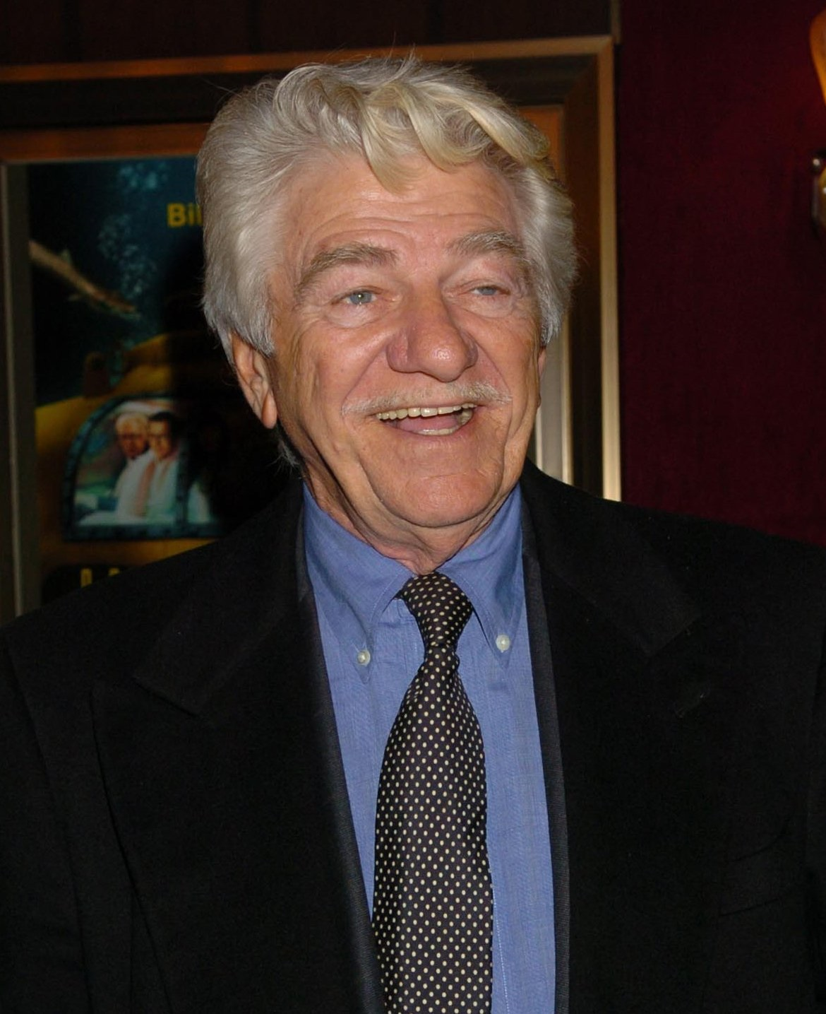 """Actor Seymour Cassel at the world premiere of """"The Life Aquatic"""""""