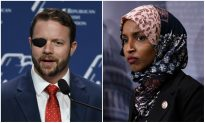 Dan Crenshaw Condemns Ilhan Omar for Describing 9/11 as 'Some People Did Something'